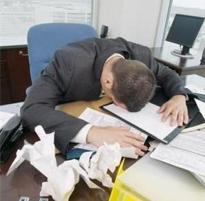 Work Stress Is A Killer...More Than 2-Fold Over A Period Of 25 Years