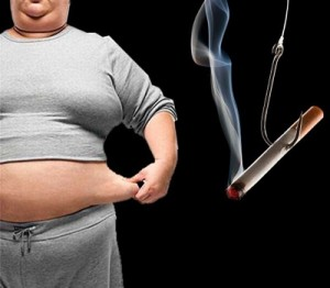 Framingham Study...Obesity And Smoking Lead To Loss Of Life