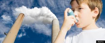 Ozone And Pollution Linked To Asthma