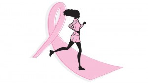 Less Death Rates From Breast Cancer With Exercise