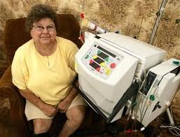 Dialysis At Home Now Possible