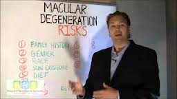 Macular Degeneration Risk Less With Vitamins