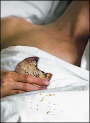 Sleep Medication Unlocks Eating Disorder