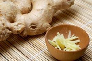 Ginger Kills Ovarian Cancer