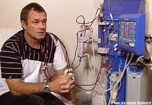Kidney Transplant Tourists At Risk