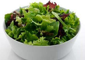 Eat Your Salad Greens, But No Spinach