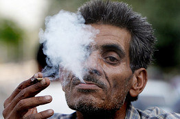High Death Rate In India Due To Smoking
