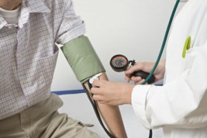 High Blood Pressure Decreases Cognitive Function