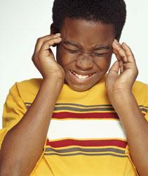 When Kids Are Migraine Sufferers