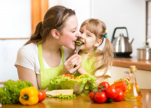 Boost Babies' Health with Mom's Diet