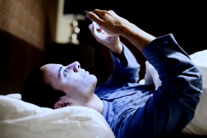 Light Can Interrupt Your Circadian Rhythm