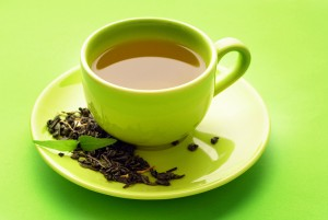 Healing Powers Of Green Tea