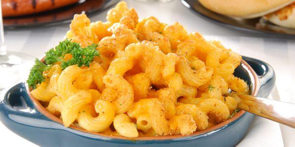 No More Macaroni And Cheese