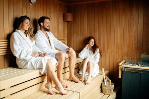 Benefits Of Hot Baths And Saunas