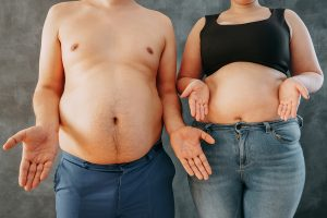Distribution Of Obesity In Women And Men Is Different