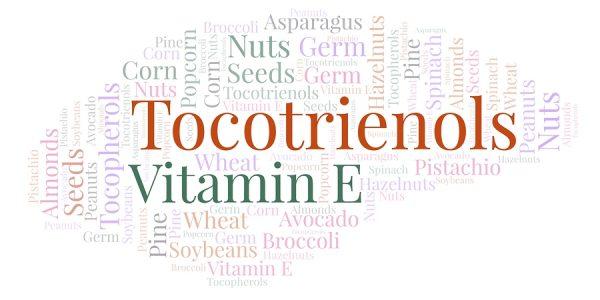 Health Benefits of Vitamin E Tocotrienols