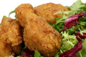 Death By Fried Chicken