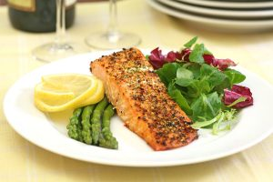 Replacing Part Of Red Meat With Fish Shows Health Benefits