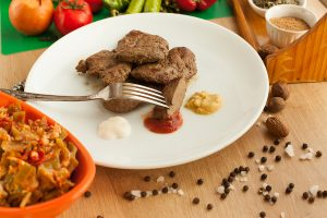 Both White Meat And Red Meat Elevate Cholesterol
