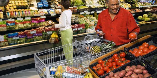 How Healthy Is Food From The Supermarket?