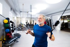 Resistance Training In Seniors Is Essential For Healthy Aging