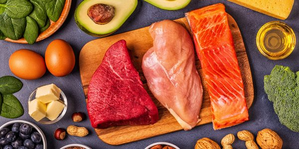 Ketogenic Diet With Ketone Supplementation