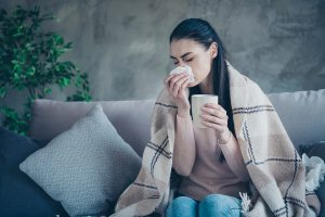 Fight The Cold Or Flu With Mega Vitamin D3 Doses