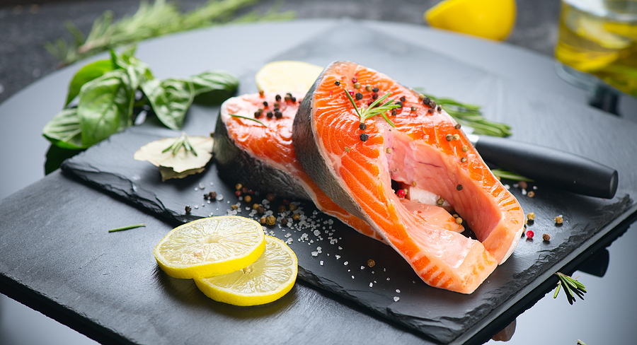 oily fish good for brain