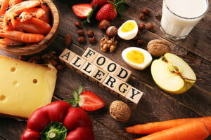Why We See More Food Allergies